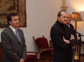 Presentación José Antonio Merlo Vega